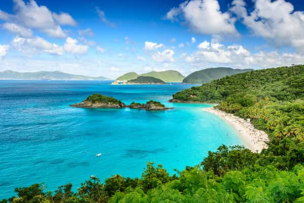 St. John - Trunk Bay